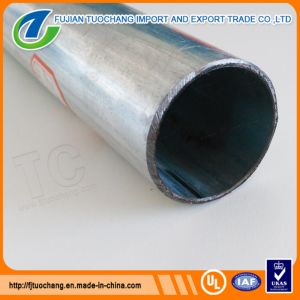 Electric Metal Galvanized Steel Pipe/Tube/Gi Conduit pictures & photos
