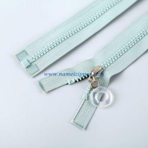 No. 5 Plastic Zipper Open End Auto Lock Slider pictures & photos