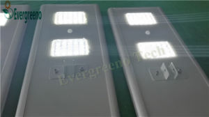 Ce/RoHS/IP65 Apporoved All in One Solar Street Light pictures & photos