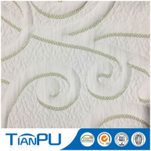 Eco Friendly Waterproof Treatment Mattress Ticking Fabric for Mattress pictures & photos