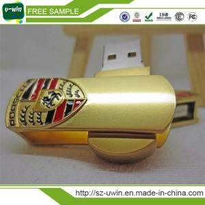 Promotional Items Mini Metal Swivel USB Stick pictures & photos
