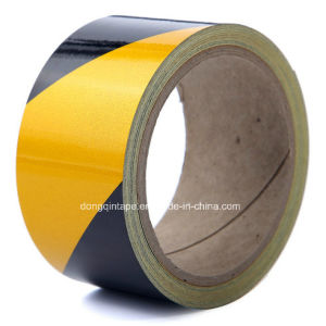 High Quality Flame Retardant Warning Reflective Tape pictures & photos