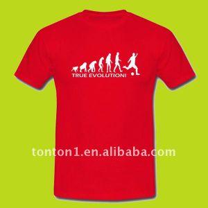 Men 100% Cotton Short Sleeve Elongated T Shirt, Custom T-Shirt Printing Factory