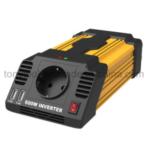 600W Modified Sine Wave Power Inverter pictures & photos