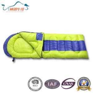 3 Season Outdoor Envelope Nylon Sleeping Bag for Camping pictures & photos