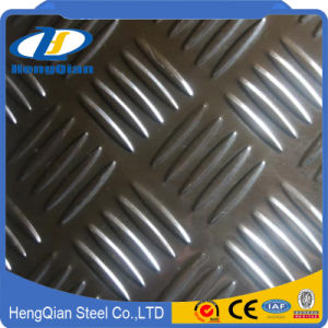 Embossed 304 316 430 2b Stainless Steel Sheet for Industry pictures & photos