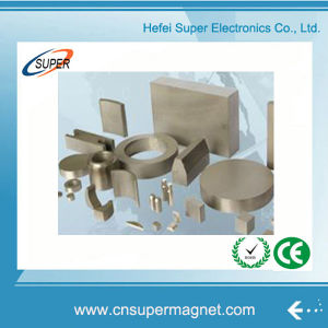 High Temperature Sintered SmCo Rare Earth Magnets pictures & photos