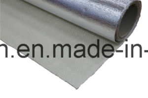 Alumimun Foil Coated Fiberglass Cloth 2025 pictures & photos