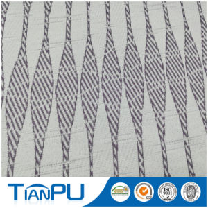 180-550GSM Customized Jacquard Logo Available Fire Retarded (other treatment available) Mattress Ticking Fabric Tp228 pictures & photos