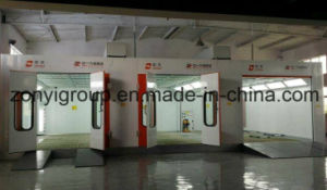 Baking Booth Ce Spray Booth Manufacture