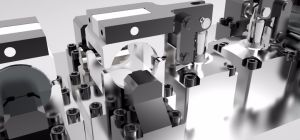 Piston 4-Axis Hydraulic Workholding pictures & photos