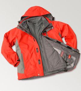 PVC Coat Rainproof Climbing Jacket for Outwear pictures & photos