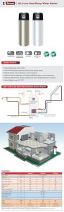 All in One Heat Pump E Series pictures & photos