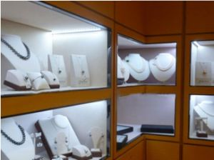 LED Corner Display Jewelry Aluminum Bar Light pictures & photos