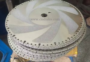 Brazing of Diamond Drill and Brazing Diamond Blade pictures & photos