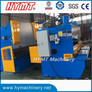 QC11Y-12X3200 Hydraulic guillotine shearing cutting machine pictures & photos