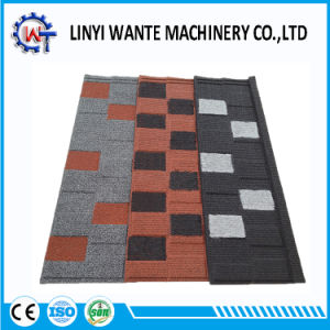 Best Seller Building Colorful Stone Coated Metal Roof Tile pictures & photos