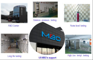 Mbo High Efficiency Single/Double Door Refrigerator Chest Freezer pictures & photos
