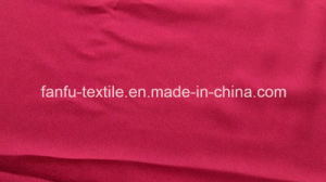 100% Polyester 75dx75D Faille Crepe Fabric pictures & photos