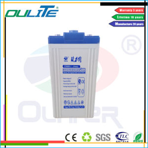 Maintain Free VRLA Lead Acid Battery Deep Cycle Soalr Battery 2V-800ah pictures & photos