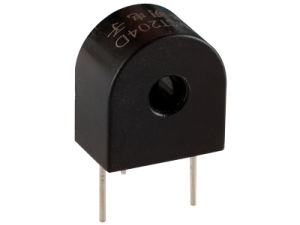 4.5mm Hole 1000: 1 10A 50ohm 0.2class PCB Mounting Current Transformer pictures & photos