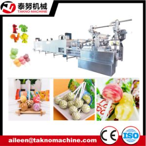 Servo Driven Lollipop Candy Depositing Machine pictures & photos
