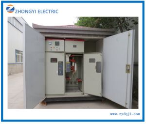 Box-Type Power Distribution Transformer House 20kv Distribution Transformer Substation with Dry Transformer pictures & photos