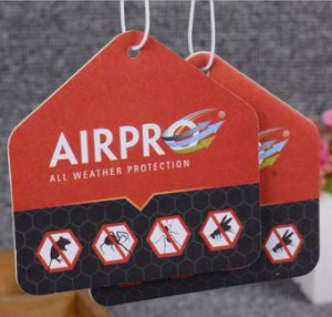 Custom Paper Car Air Freshener for Promotional Gift (AF-016) pictures & photos