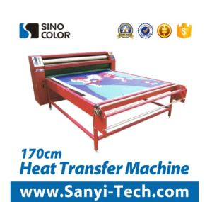 Quality and Affordable 1.7m Heat Transfer Machine 1700t pictures & photos