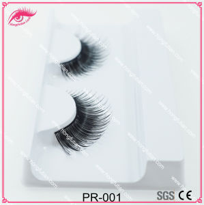 Human Hair Eyelashes with Custom Eyelash Packaging pictures & photos