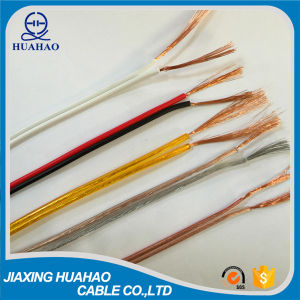 2X1.0mm2 Copper Condcutor Speaker Cable pictures & photos