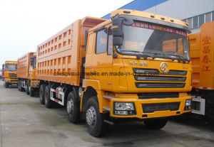 30t 8X4 Shacman 35 Tons Heavy Duty Dump Truck pictures & photos
