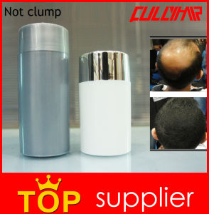 FDA Approved Fully Hair Building Fibers Hair Thickening Fiber Bottle