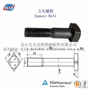 Railroad Bolt for Fastening System pictures & photos