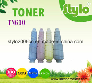 Top Quality Toner Cartridge Tn 610 for Konica Minolta C6500 Toner pictures & photos