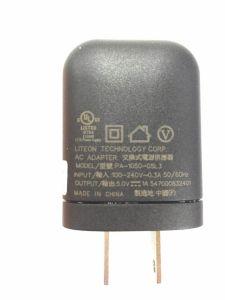 Original AC Adapter for Liteon 5V 1A USA Plug AC Adapter 5W pictures & photos