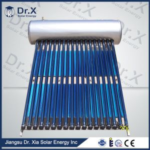 Heat Pipe Compact High Pressure Solar Heater pictures & photos