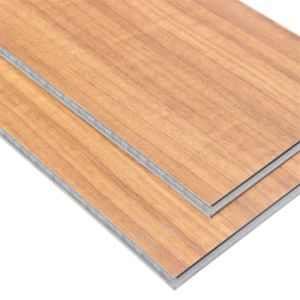 Click PVC Lvt Vinyl Flooring pictures & photos