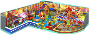 Customized Commercial Kaiqi Indoor Playground pictures & photos