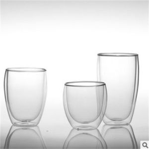 Clear Glass Cup with No Handle pictures & photos