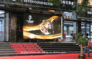 P4.81 LED Display for Indoor and Outdoorwith 500 X 500mm Cabinet pictures & photos