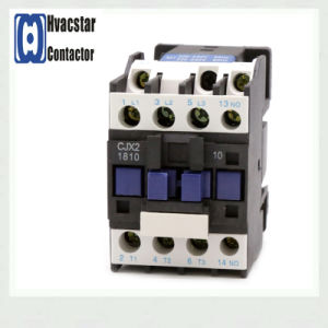 Hvacstar Cjx2 Series AC Contactor with High Quality 18A 660V pictures & photos