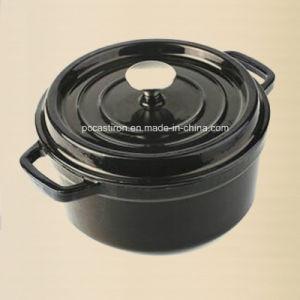 OEM Enamel Cast Iron Cookware Casserole Pot Dutch Oven Cocotte China Factory pictures & photos