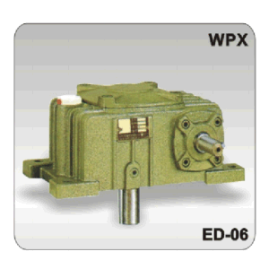 Wpx Worm Gearbox Speed Reducer pictures & photos