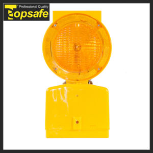Red PP Base Flashing Emergency Flashing LED Lights pictures & photos