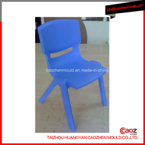 Popular Selling/Plastic Injection Armless Chair Molding pictures & photos