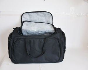 Odor Blocking Travel Duffel Sport Bags with Activated Charcoal Fabric Lining pictures & photos