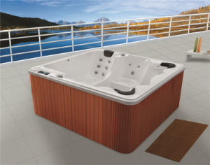 Monalisa Outdoor Aqua Hydro Jets Whirlpool Massage Outdoor SPA (M-3312) pictures & photos
