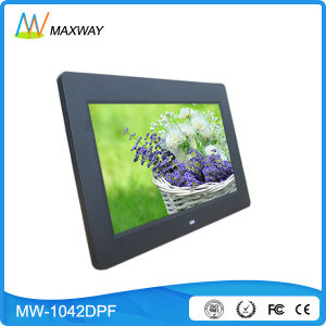 Guangdong Factory for Sharp 10 4 Inch Digital Photo Frame Picture Slideshow Video pictures & photos