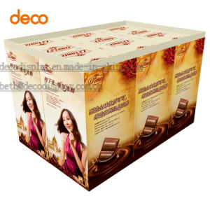 Corrugated Paper Display Box Cardboard Counter Display pictures & photos